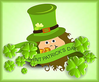 Free patrick s animations. Dancing clipart st patrick's day