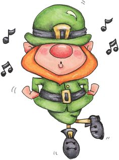 Collection of free patrick. Dancing clipart st patrick's day
