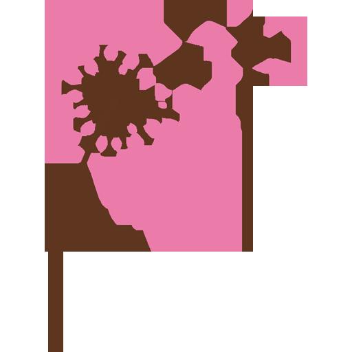 Dandelion clipart pink dandelion. Art