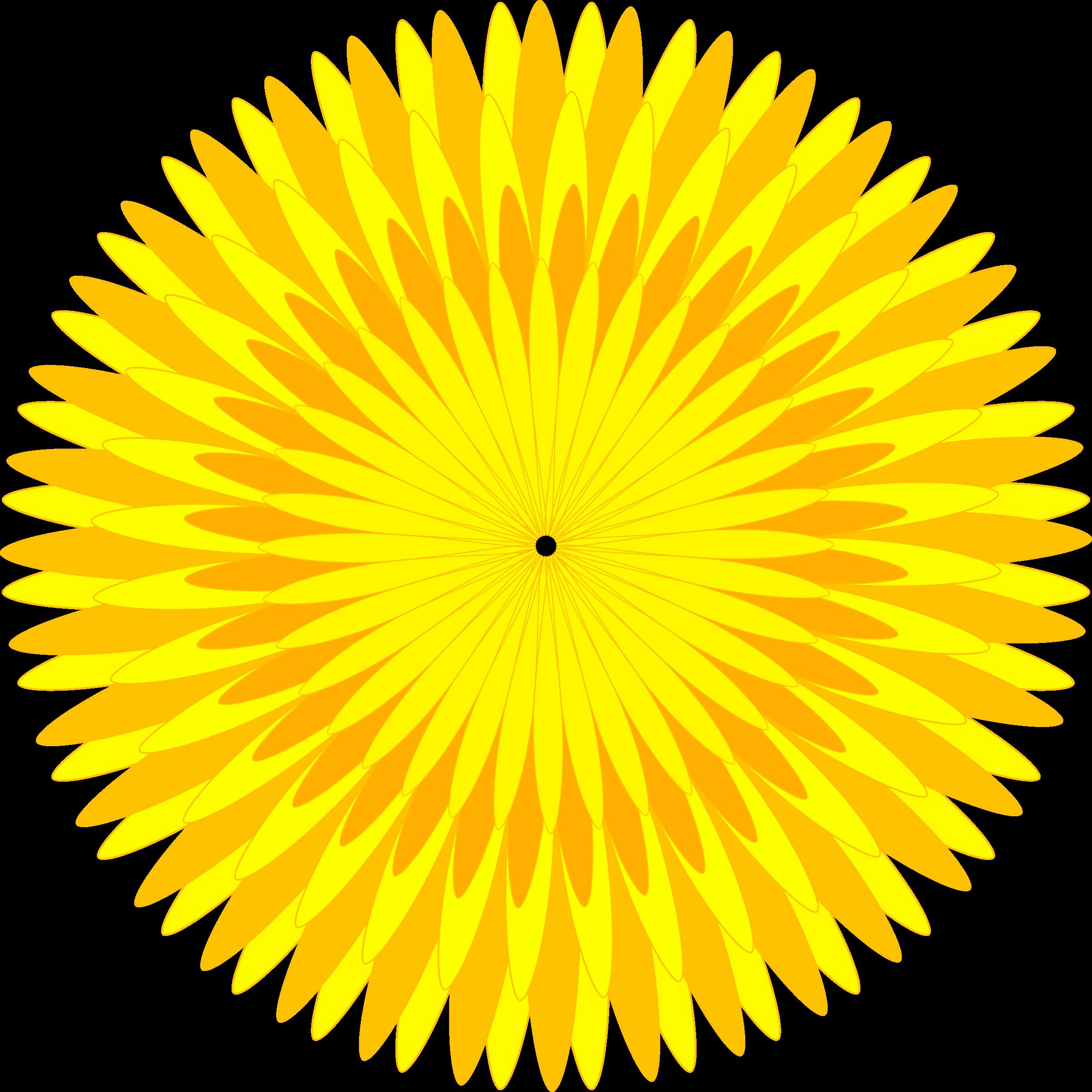 Fan clipart paper fan. Dandelion big image png