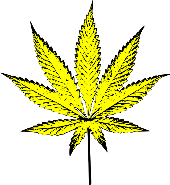 Marijuana clipart black and white. Weed clip art at