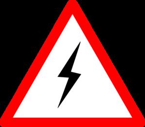 Power clip art at. Danger clipart