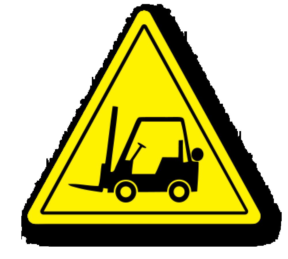 Floor signage safe walk. Danger clipart blank yield sign