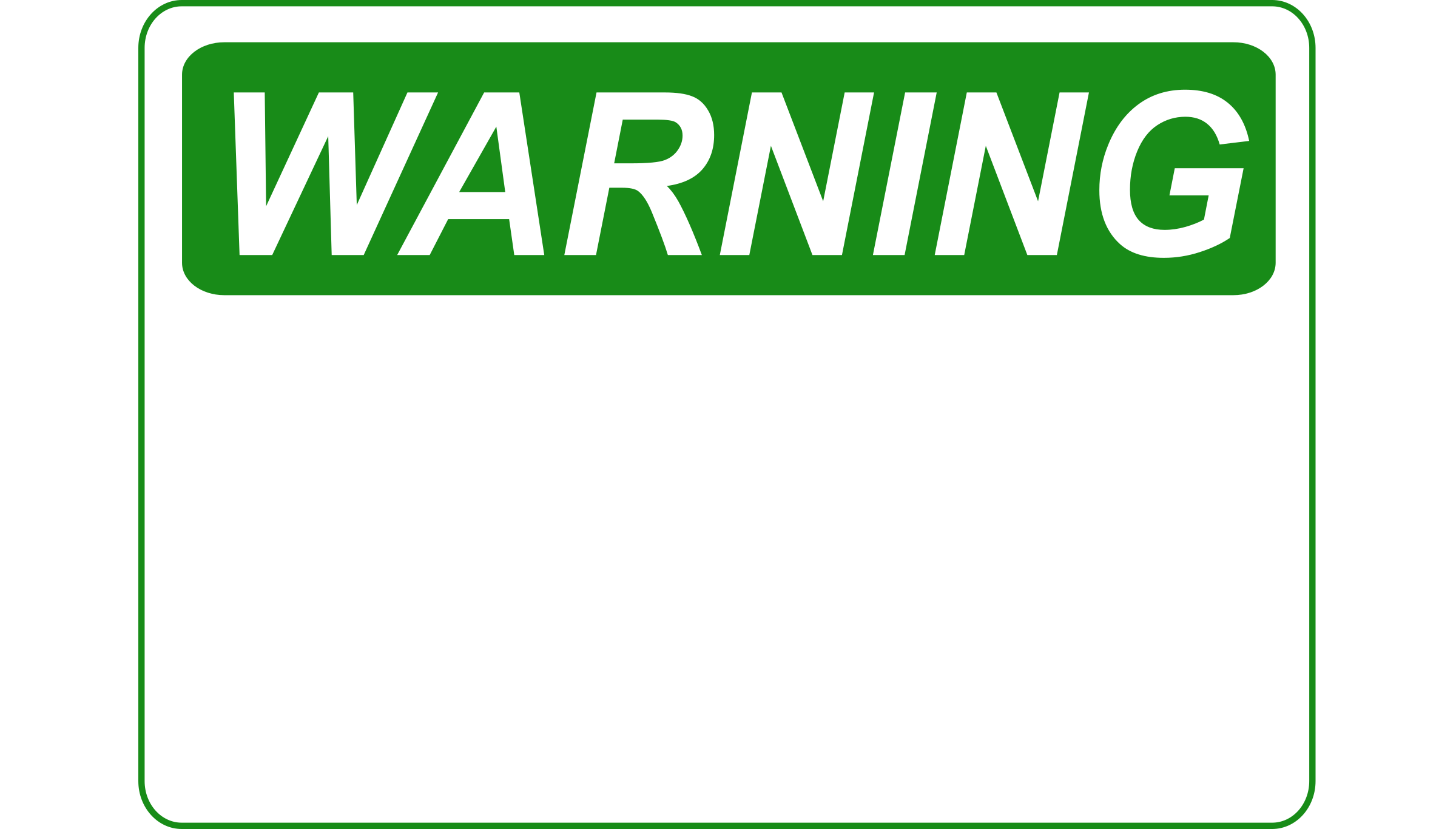 Danger clipart blank yield sign. Caution template datariouruguay