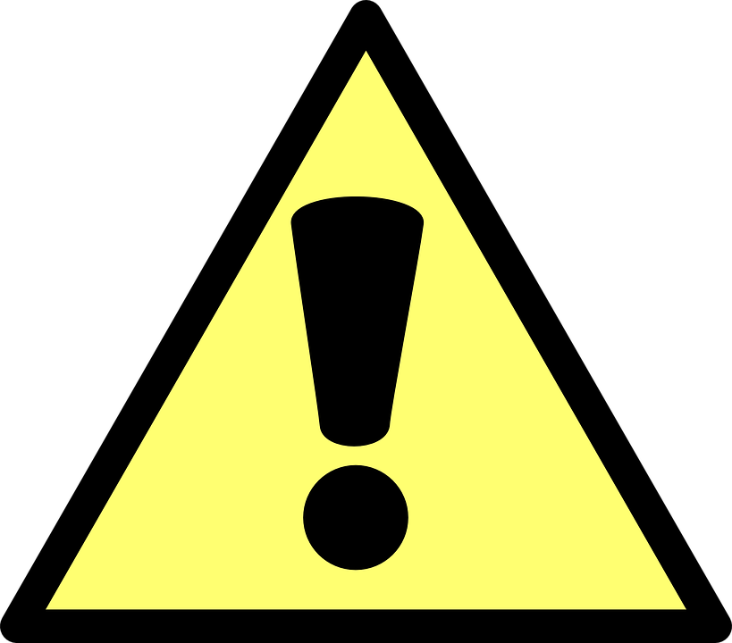 Danger careful free on. Puzzle clipart concern