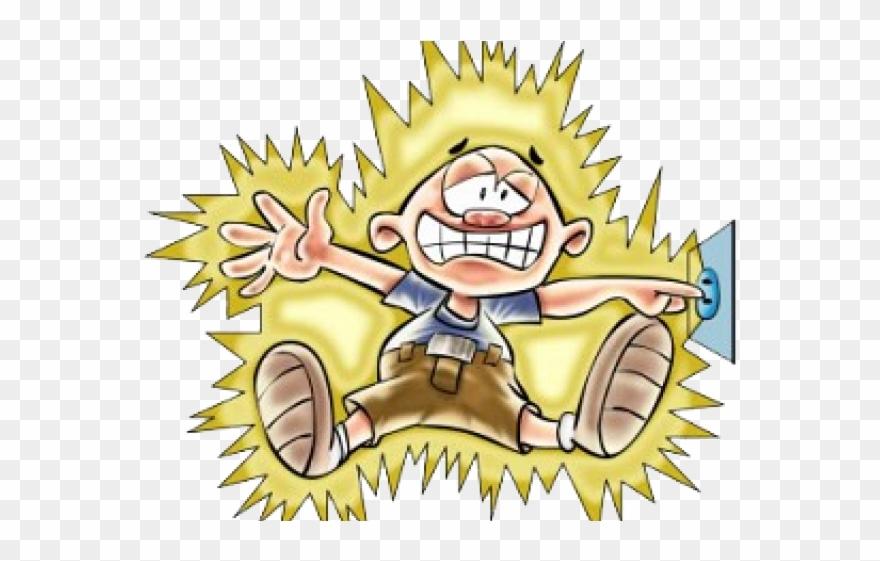 Electricity clipart electricity danger. Cartoon dangers of pinclipart