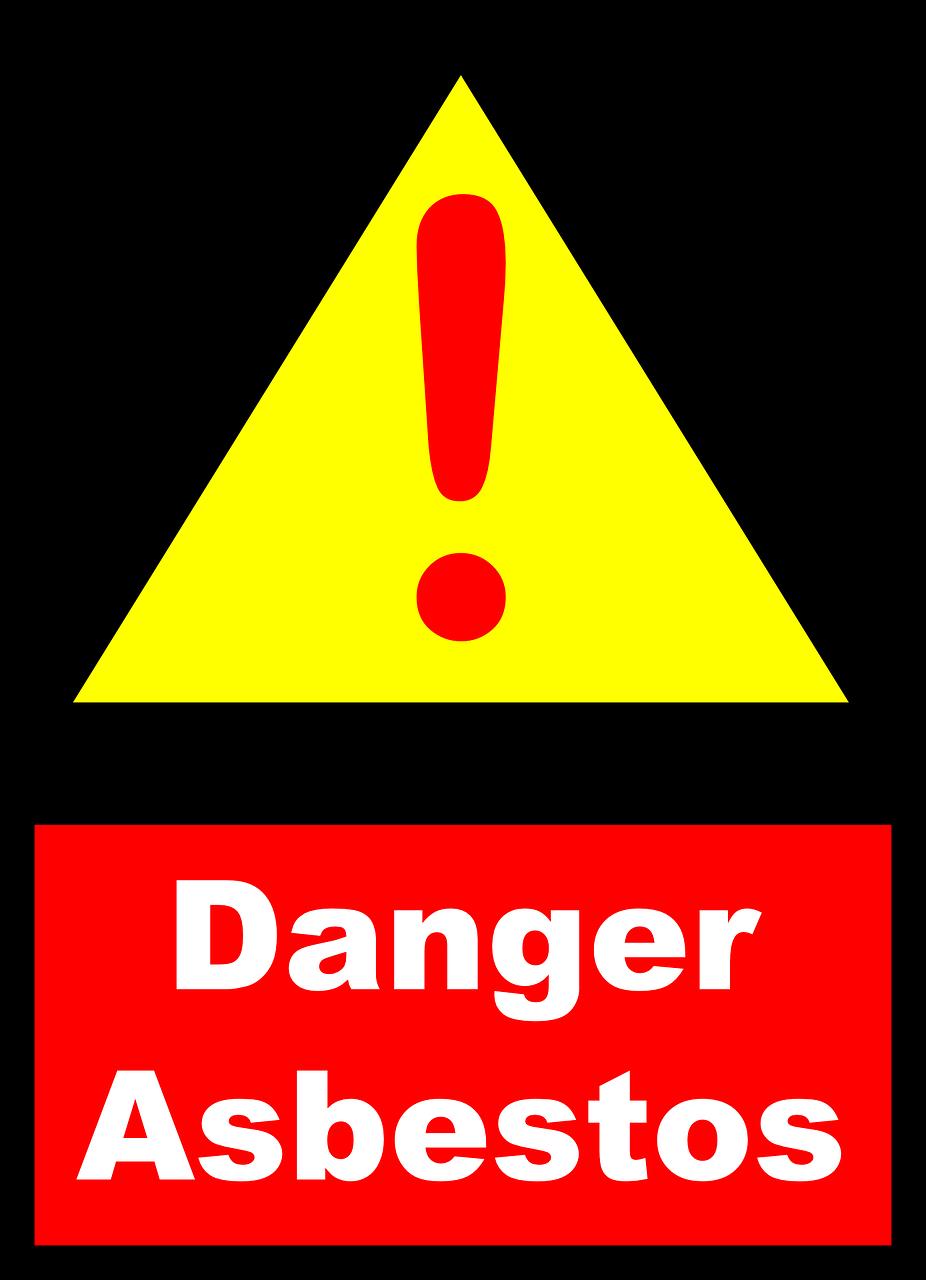 Disease clipart hazardous material. Identifying asbestos increasing safety
