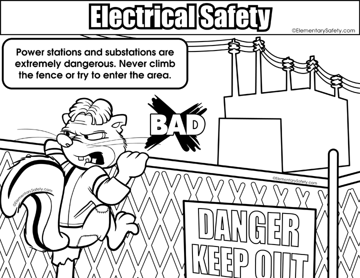 electric clipart electrical safety
