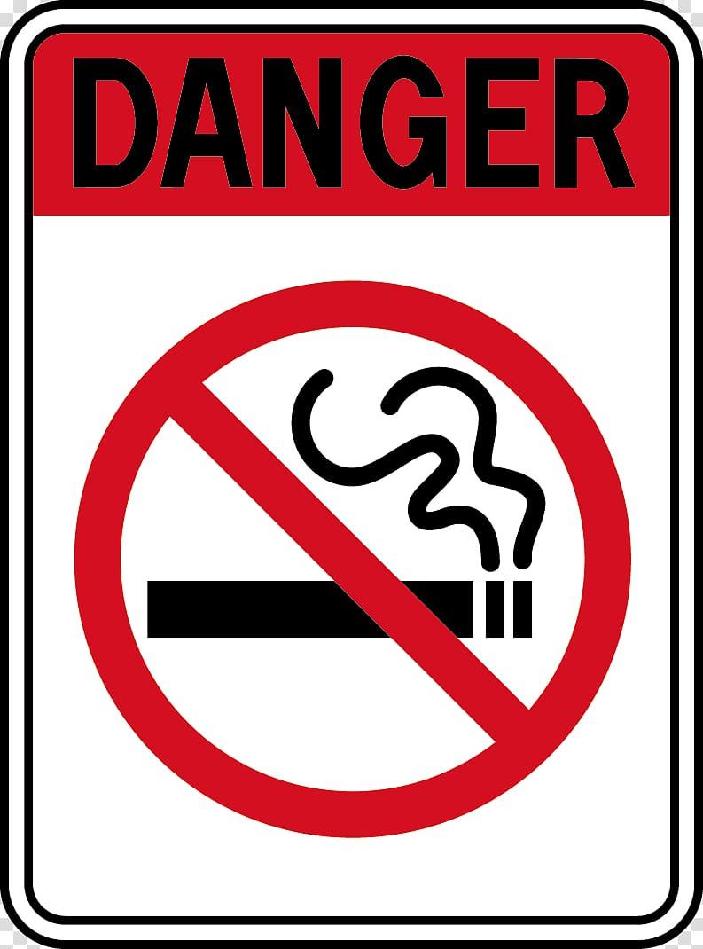 T shirt ban no. Danger clipart smoking cessation