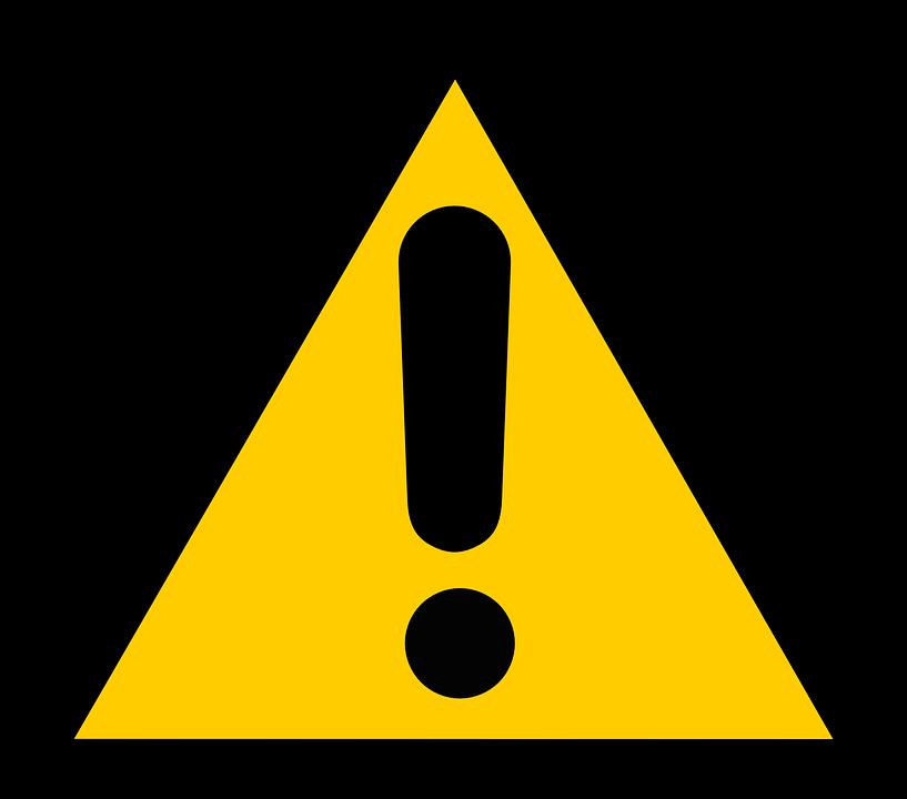 Ladder clipart education. Danger safety sign free