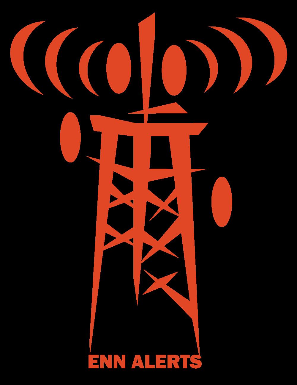 Emergency clipart emergency hotline. Notification network enn information