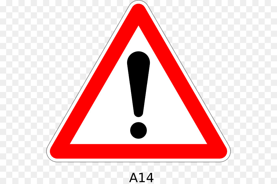 Sign triangle transparent clip. Danger clipart warning