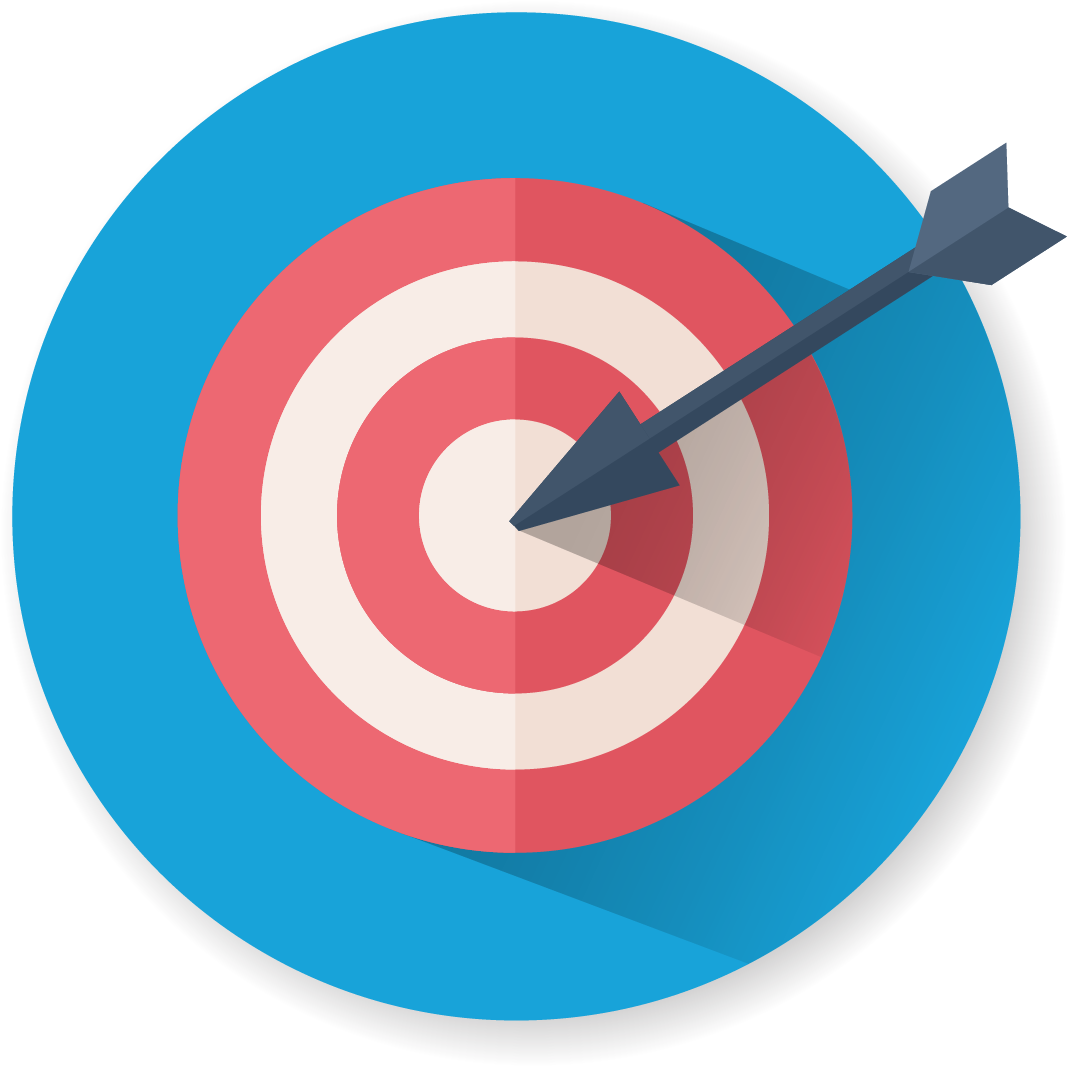 Focus clipart target arrow. Png images free download