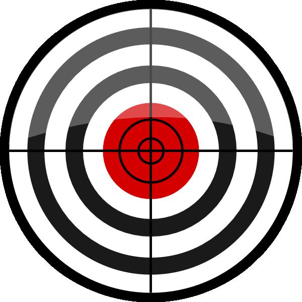 B icon clip art. Hunter clipart target hunting