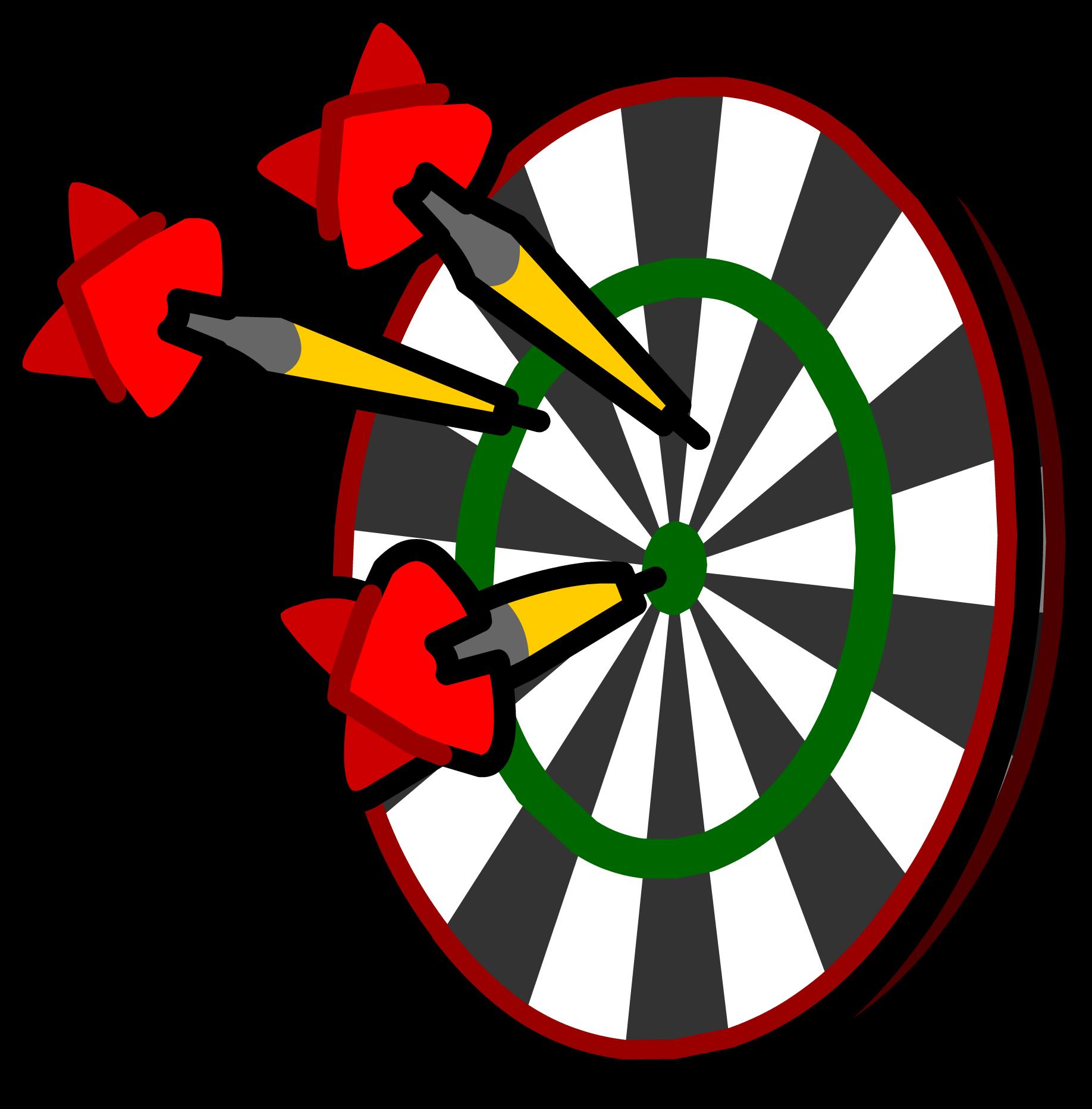 Image board sprite png. Dart clipart dartboard