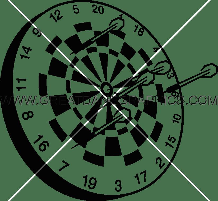 Dart clipart dartboard.  collection of board