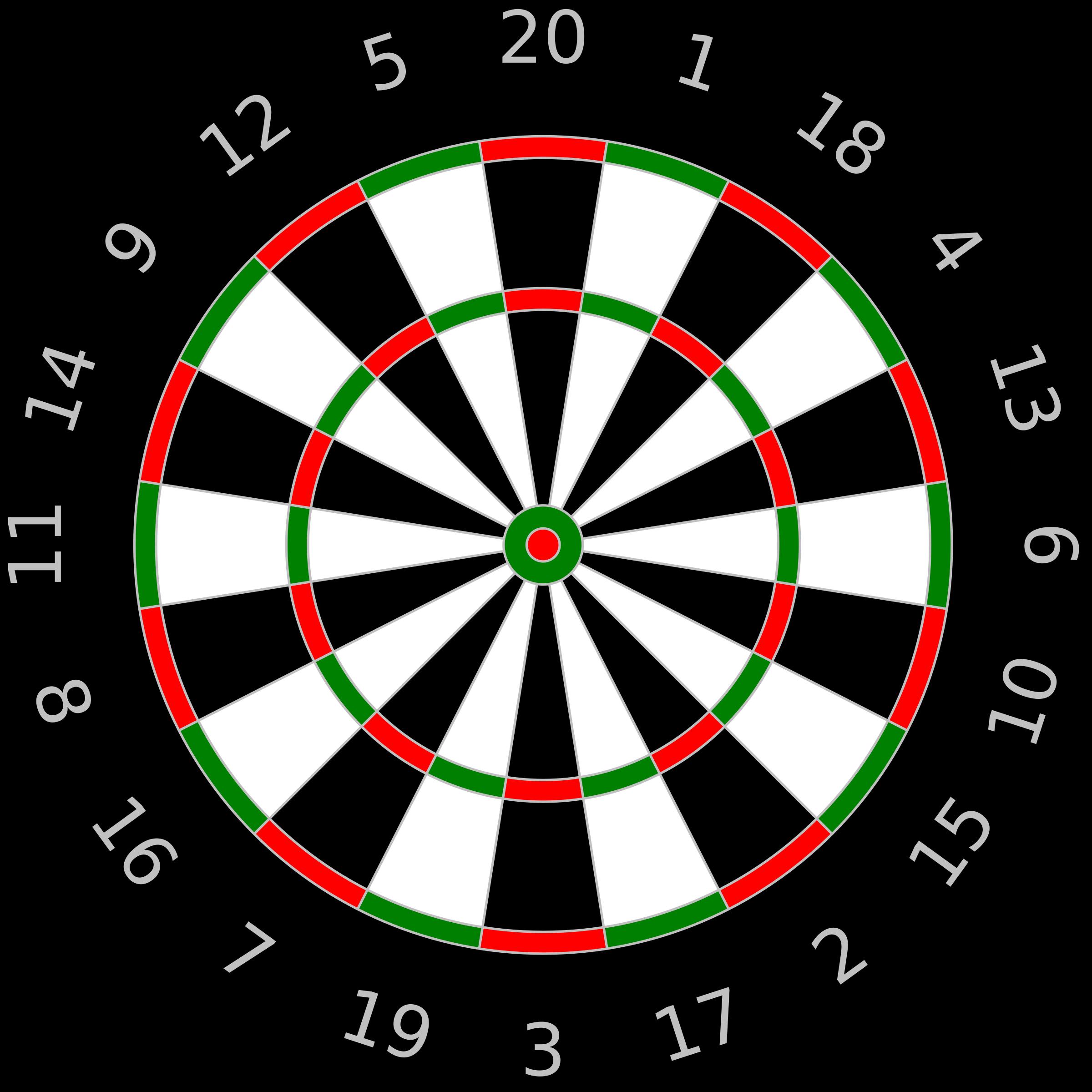 Dart clipart dartboard. Template big image png