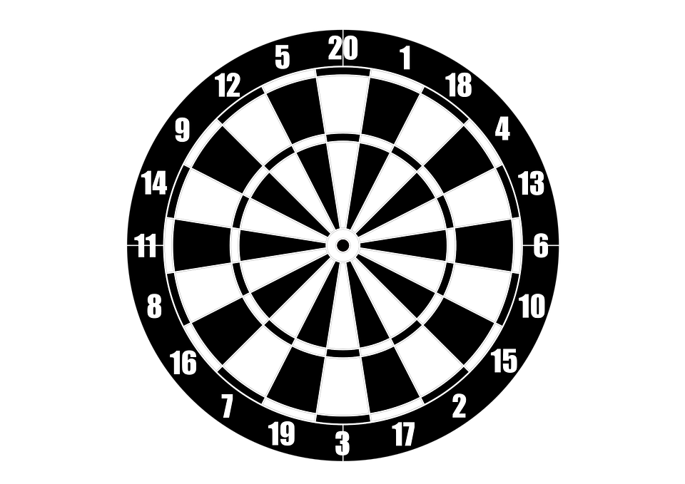 Darts clipart logo. Target png image without