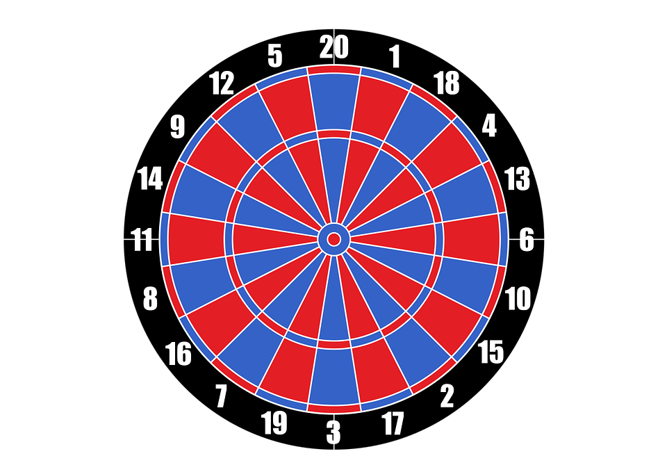 picture about Printable Dart Board identified as Darts clipart printable, Darts printable Clear Totally free