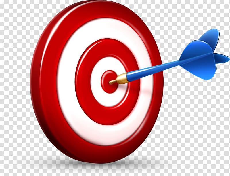 Shooting darts computer icons. Dart clipart target dart
