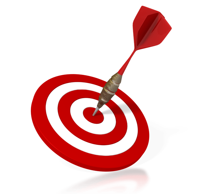 Seo ronzio digital agency. Goals clipart red