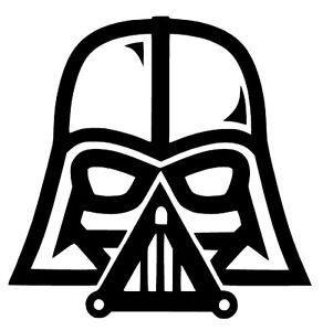 Darth vader clipart. Star wars the force
