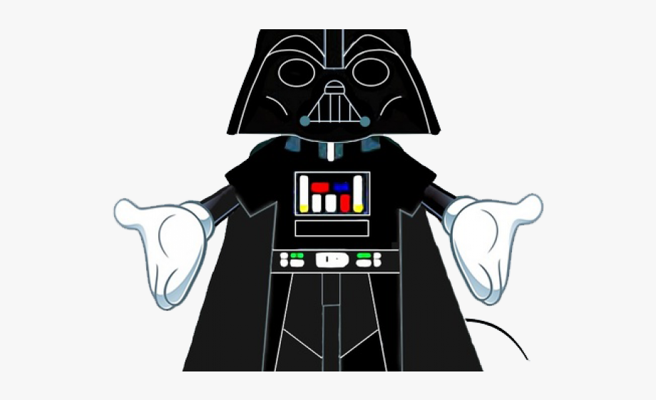 Image library stock star. Darth vader clipart animated series