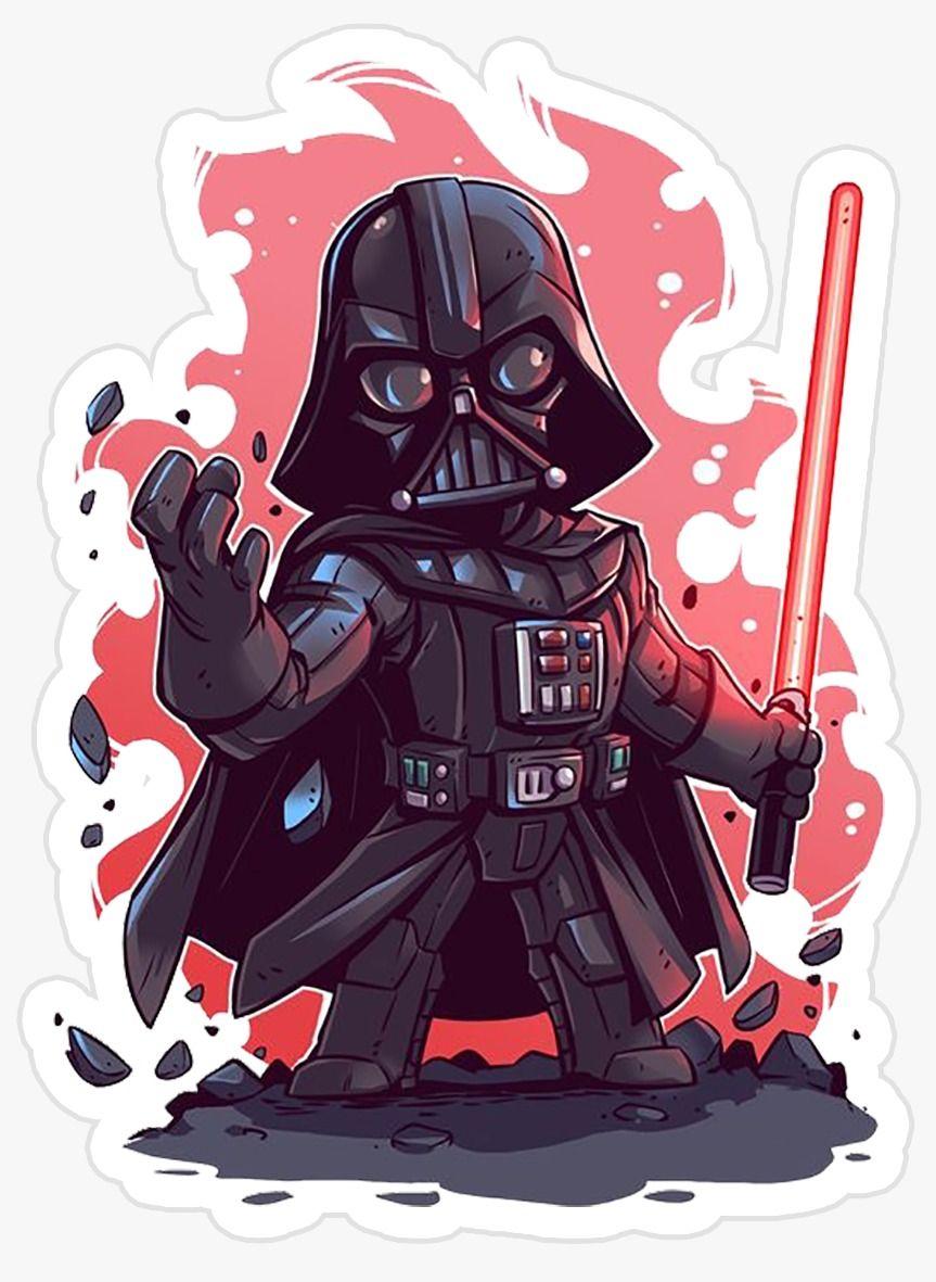 Darth Vader Clipart Chibi Darth Vader Chibi Transparent Free For Download On Webstockreview 2020