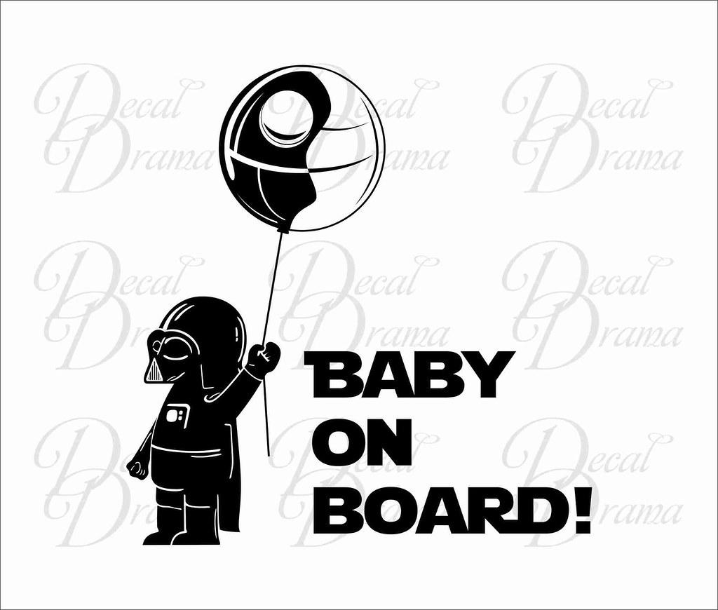 Star wars death baby. Darth vader clipart drath