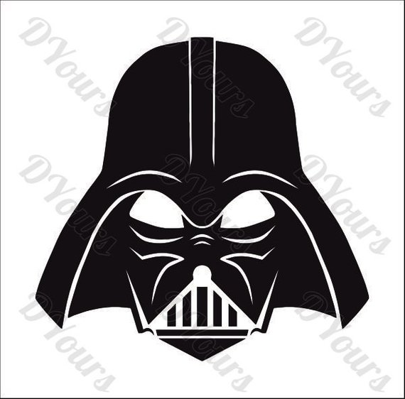 Pin on products . Darth vader clipart flat