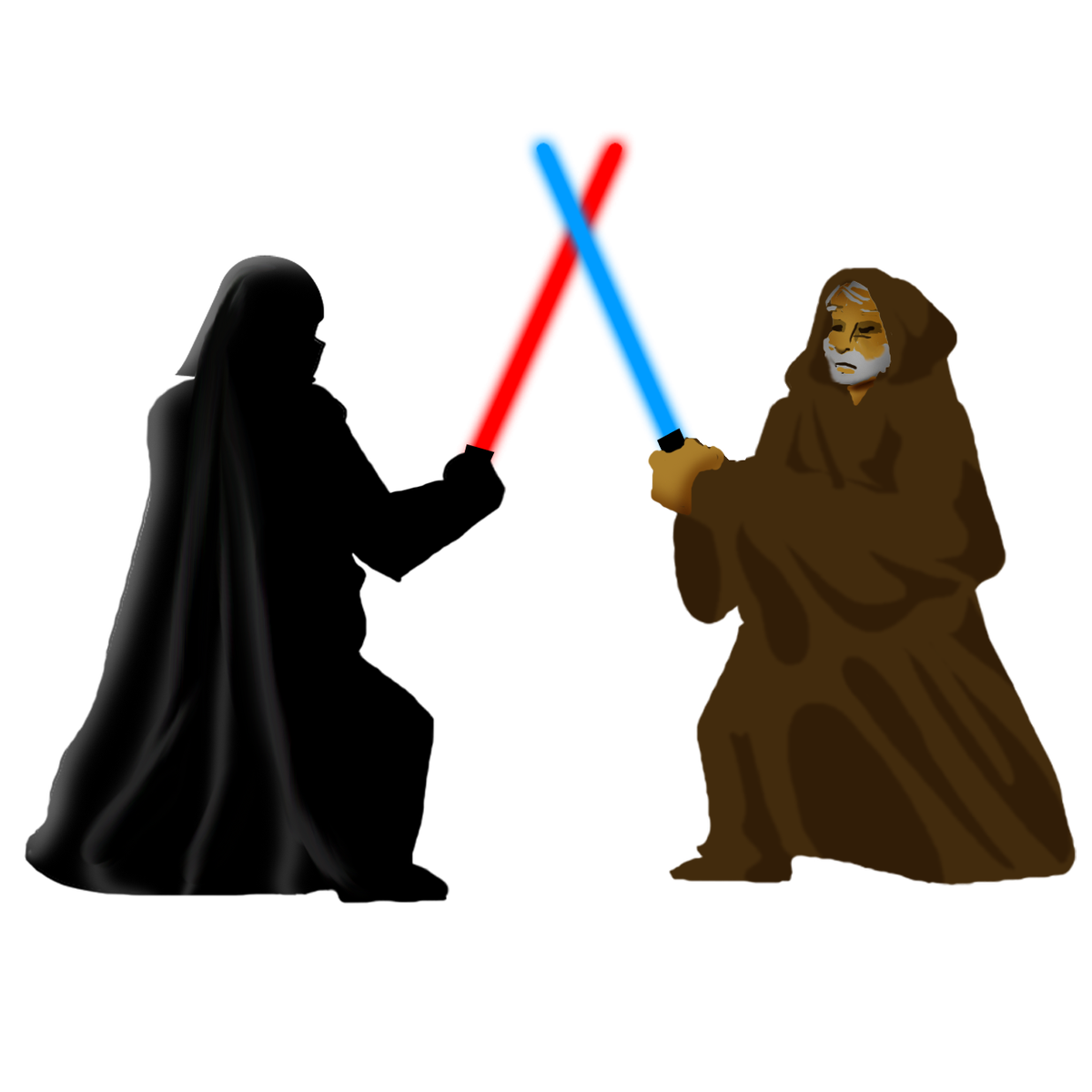 Darth vader clipart happy. Emotion on twitter old