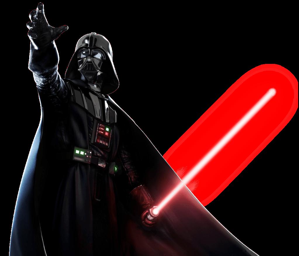 Darth vader clipart isolated. Star wars vador transparent