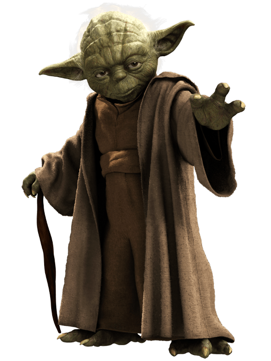 Star wars transparent png. Starwars clipart master yoda