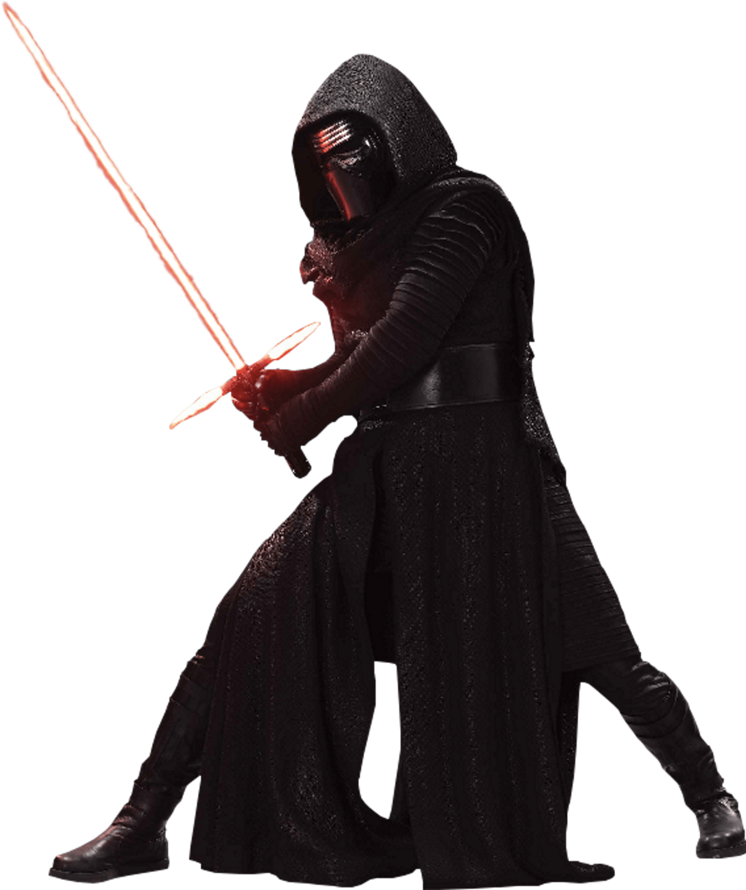 Kylo ren transparent png. Darth vader clipart isolated