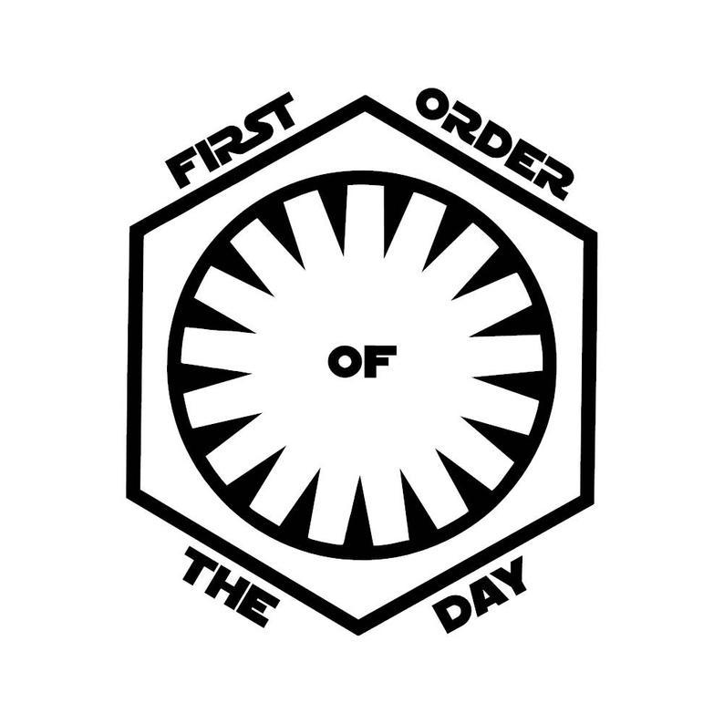 Darth vader clipart kilo. Star wars first order