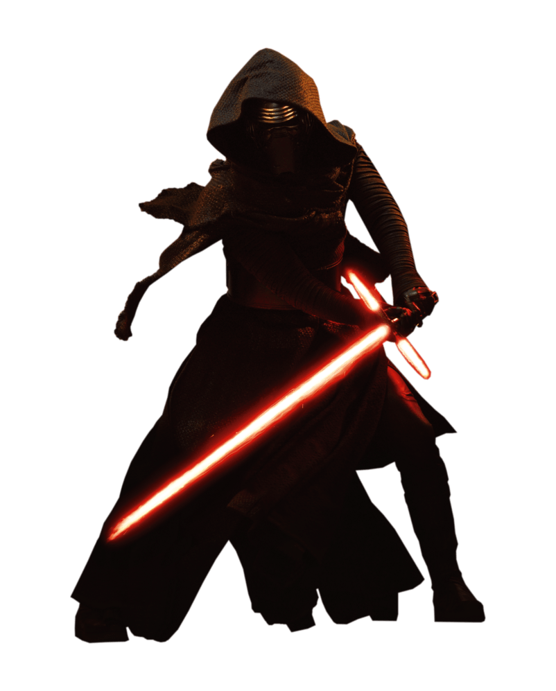 Silhouette at getdrawings com. Starwars clipart kylo ren