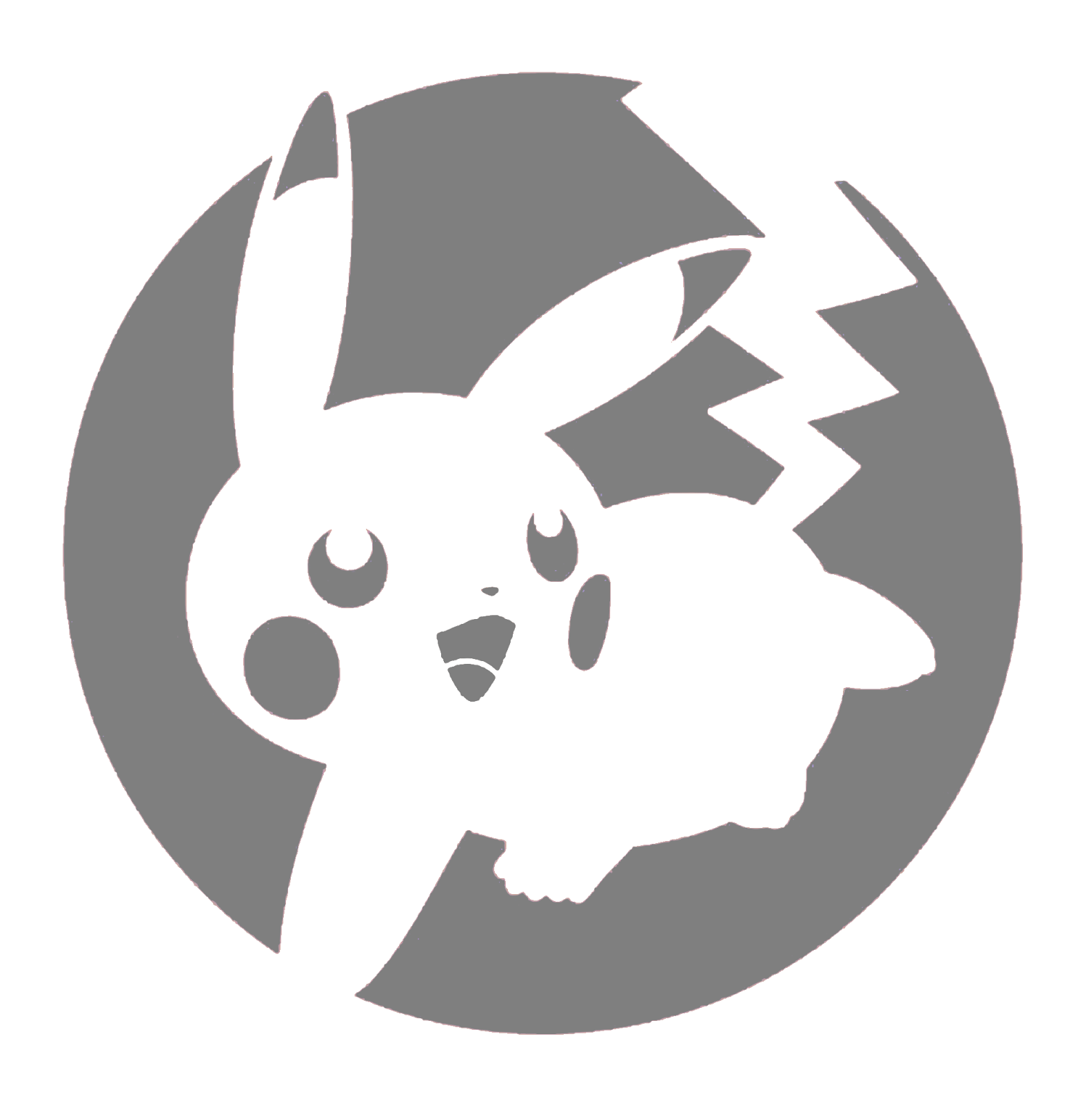 Joker clipart pumpkin stencil. Yummy pikachu pokemon for