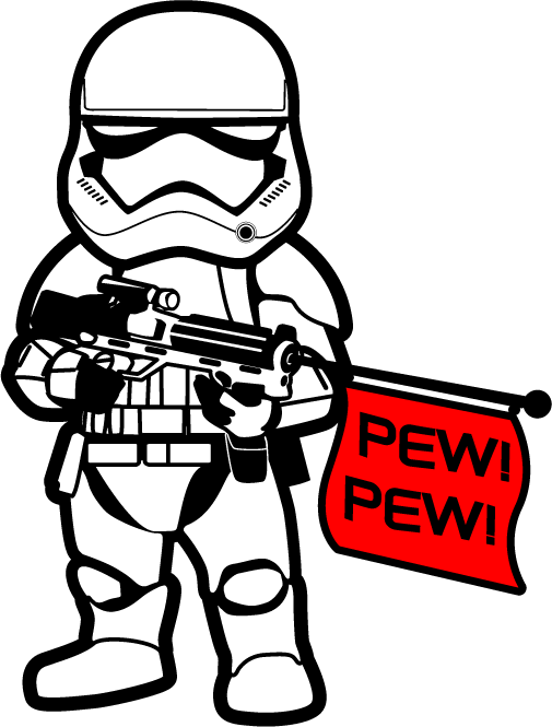 Spaceship clipart guardians the galaxy.  st order stormtrooper