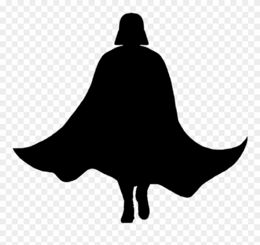 Darth Vader Clipart Silhouette Darth Vader Silhouette