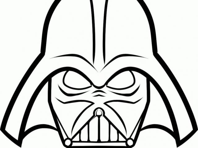 Darth vader clipart traceable, Darth vader traceable ...
