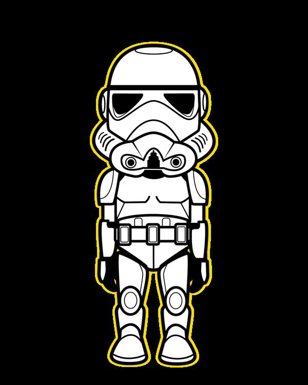 Darth vader clipart ultra hd. Star wars kawaii saga