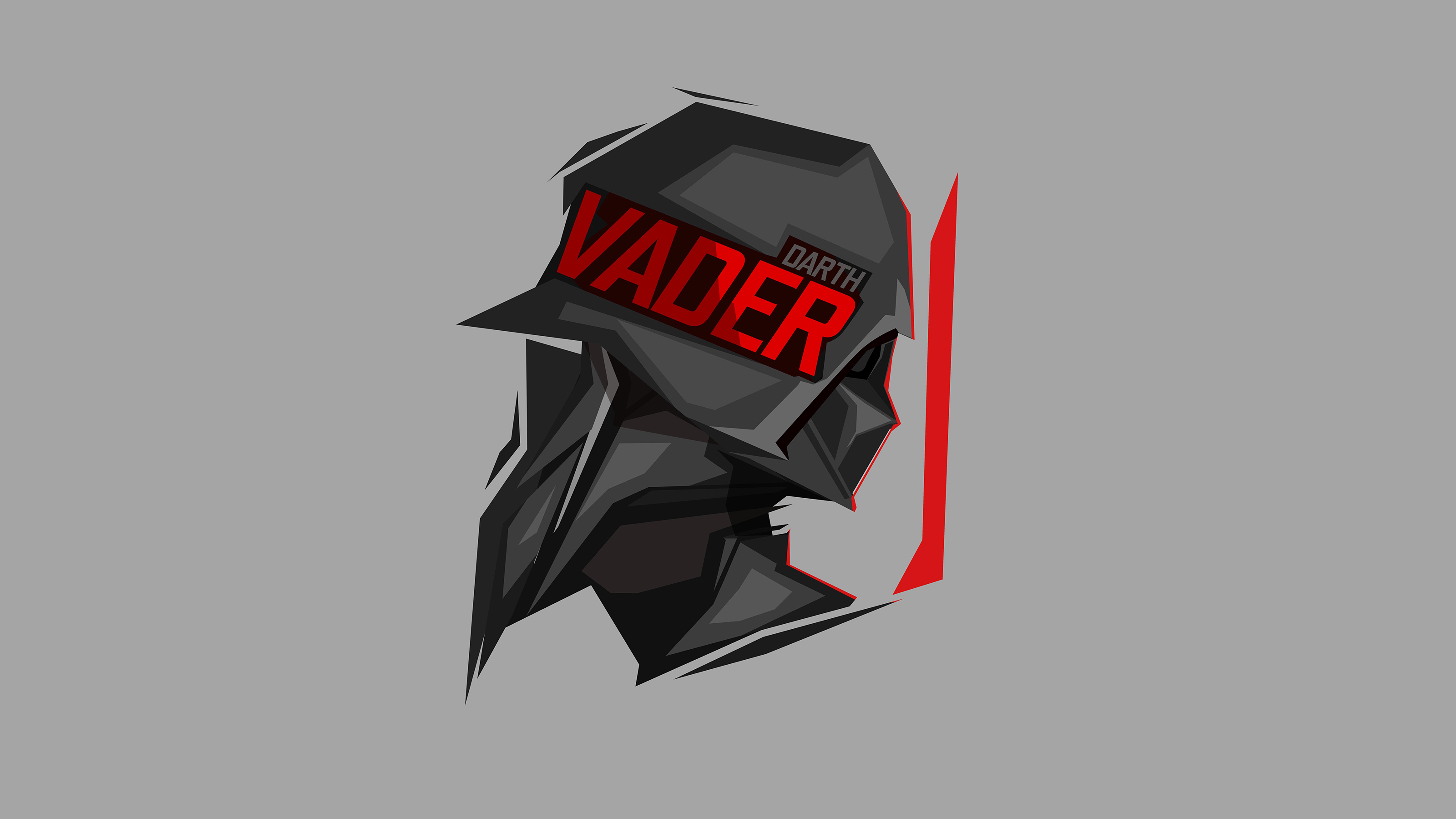 Darth vader clipart ultra hd. Star wars illustration wallpaper