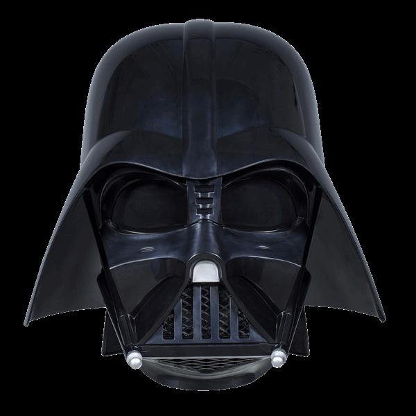Star wars the black. Darth vader helmet png