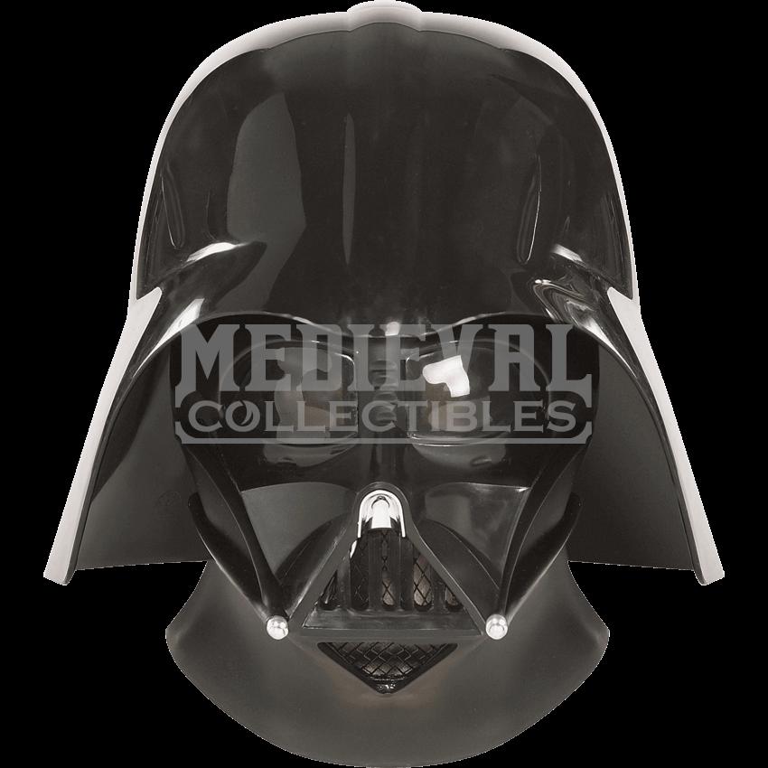 Supreme edition adult mask. Darth vader helmet png