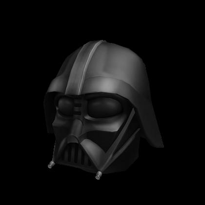Image mask roblox wikia. Darth vader helmet png