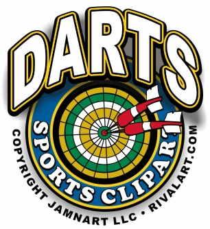 Darts clipart. Dart on rivalart com
