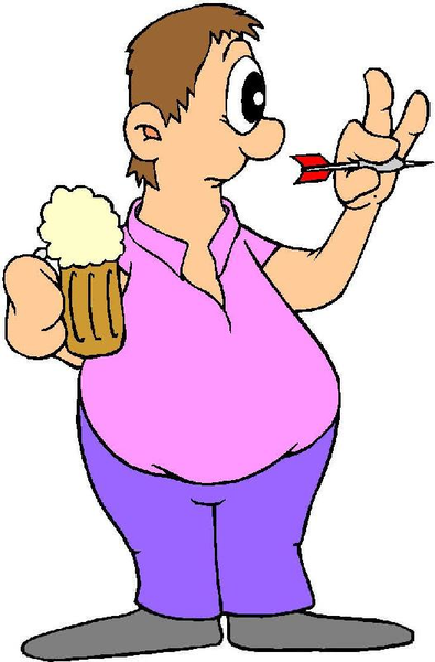Darts clipart. Animated free images at
