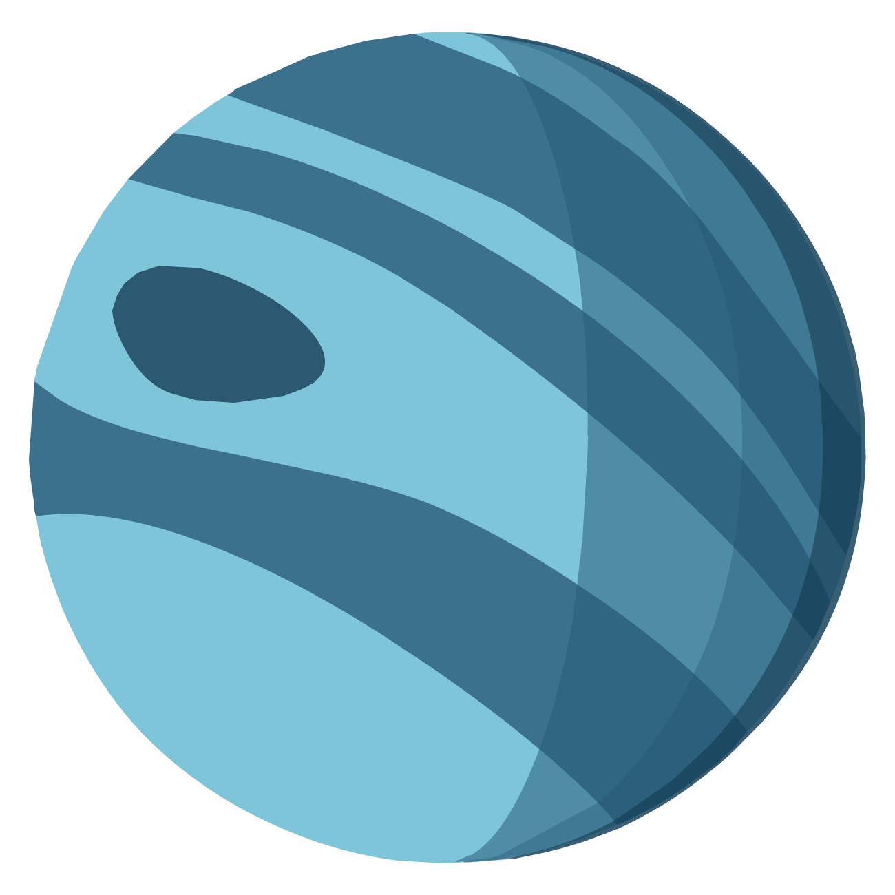 Planet clipart cartoon. Neptune google search eci