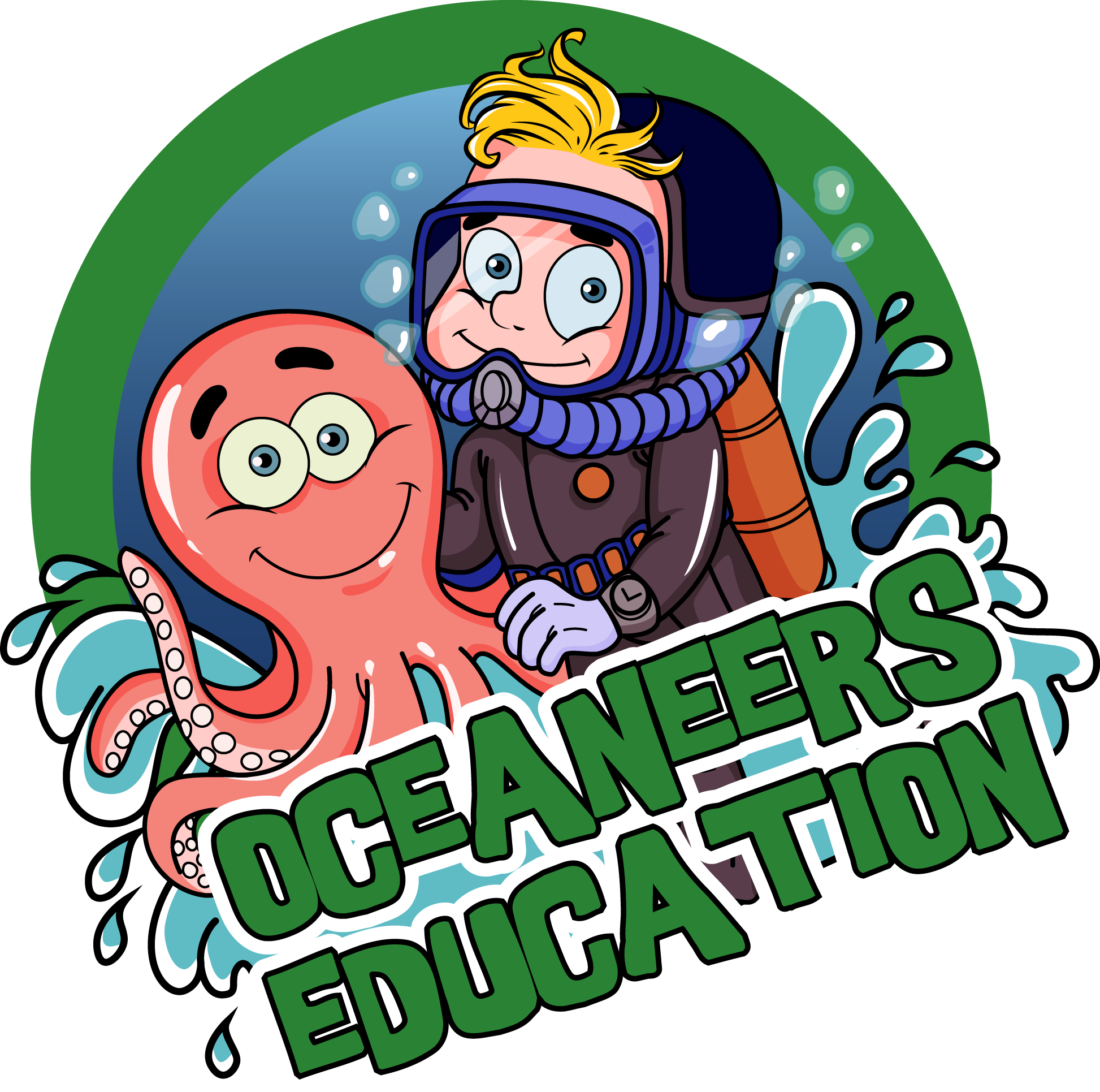 Seiche training oceaneer courses. Ocean clipart ocean environment