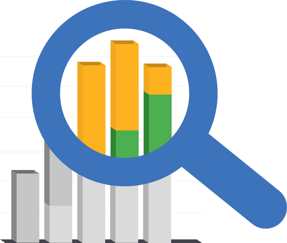 Report clipart analysis data. Business inteligence crm me